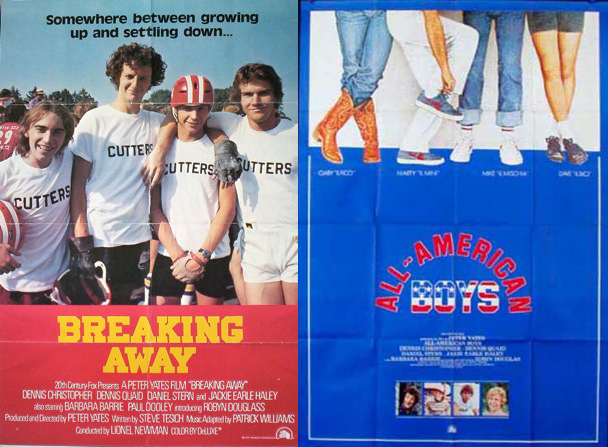 breaking away poster images
