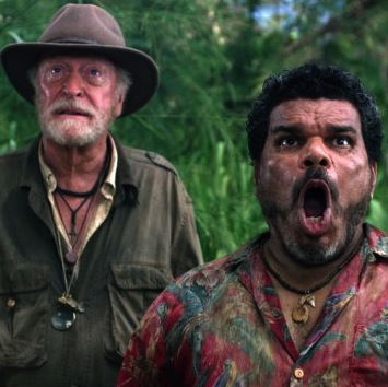 "MOVIE REVIEW - ""JOURNEY 2: THE MYSTERIOUS ISLAND"" 