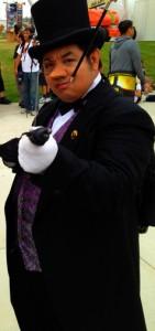 Fake Penguin