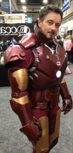 Tony Stark look-alike