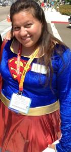 SuperGirl...sorta