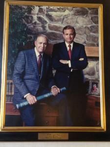Bill & Jon Marriott