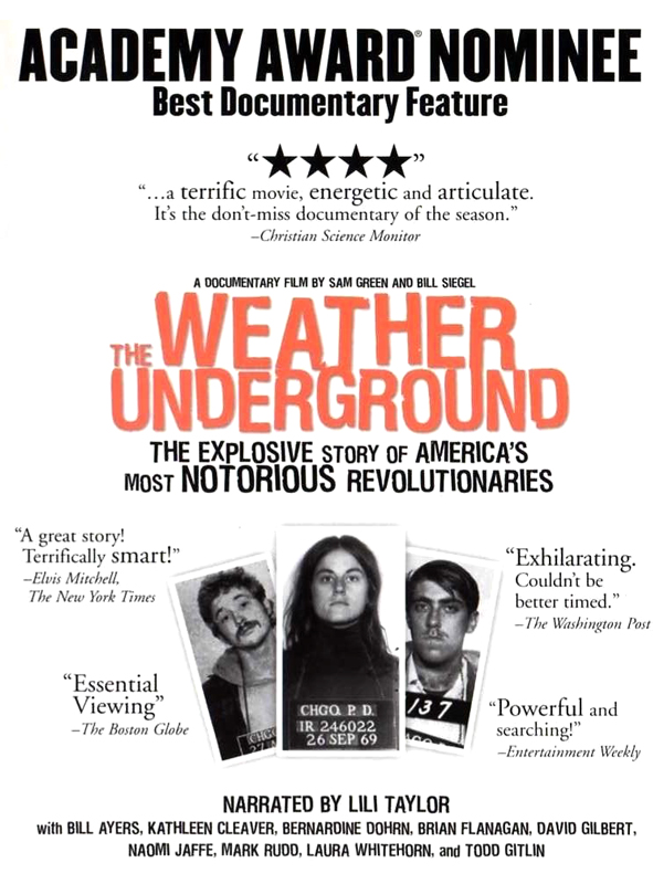 Films Related To The Weather Underground