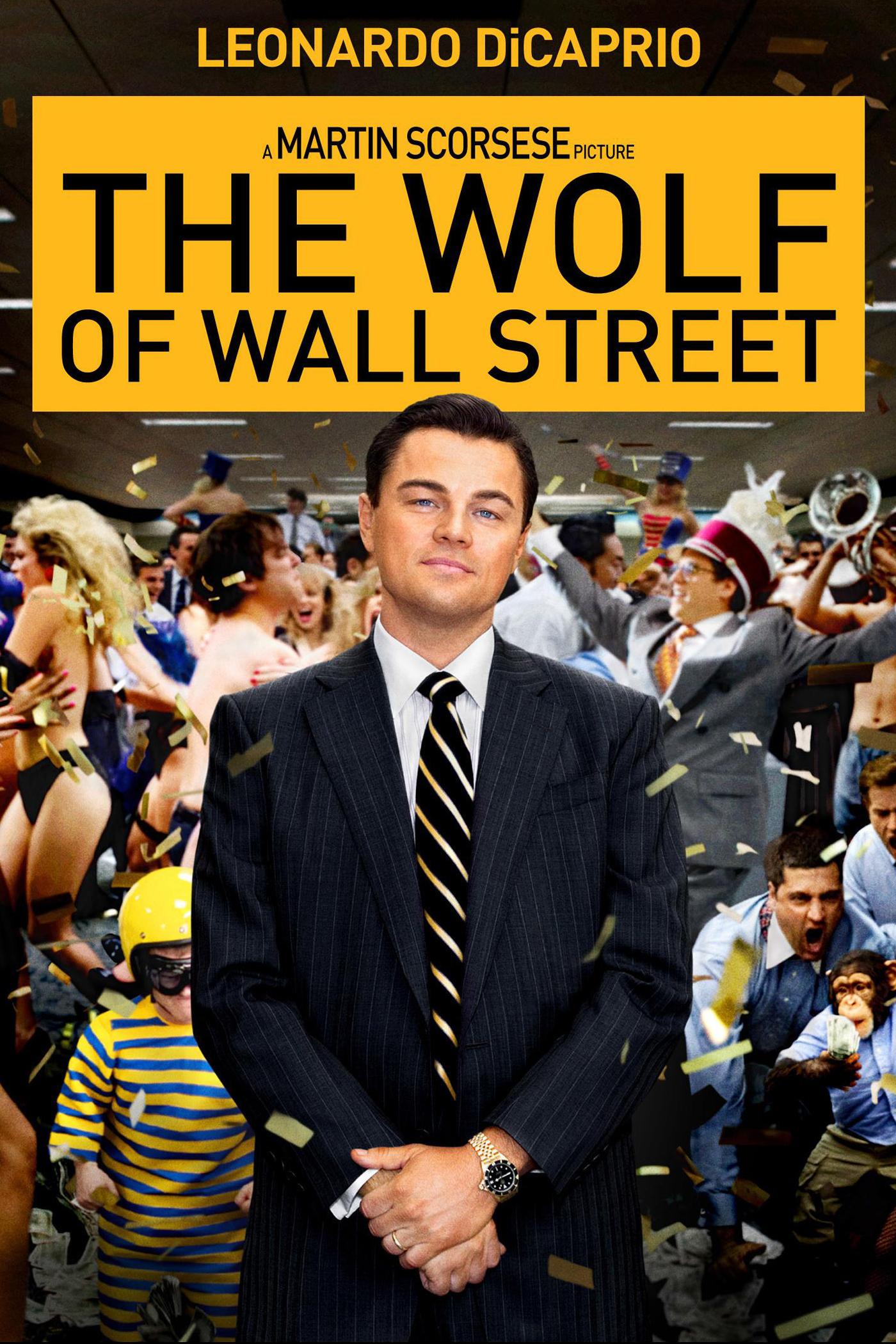Wolf Of Wallstreet
