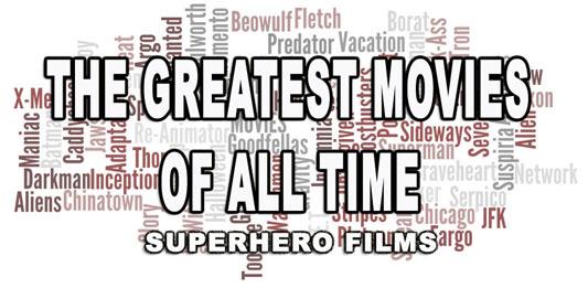 TGMOAT - Superhero films - featured