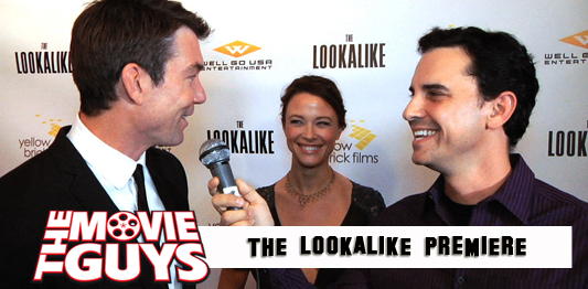 THE LOOKALIKE PREMIERE - featured