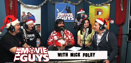 THE MOVIE SHOWCAST HERE COMES SANTA MICK - featured