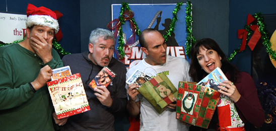 The Movie Guys Holiday Card - featured