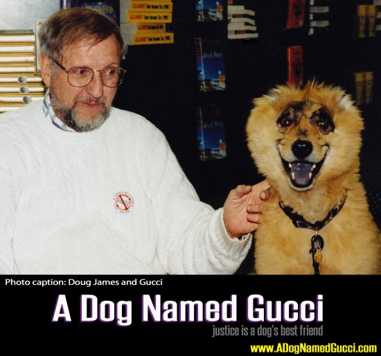 A Dog Named Gucci Story