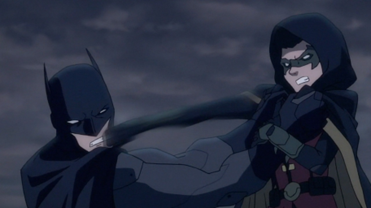 DVD, BLU-RAY AND STREAMING - BATMAN VS. ROBIN - North ...