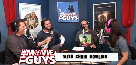THE MOVIE SHOWCAST, DID WE MENTION IT STARS GEORGE CLOONEY?