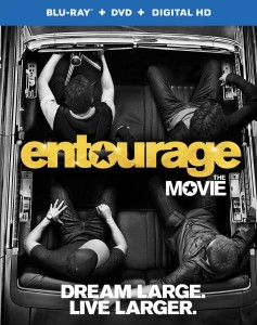 Entourage 2D Box Art
