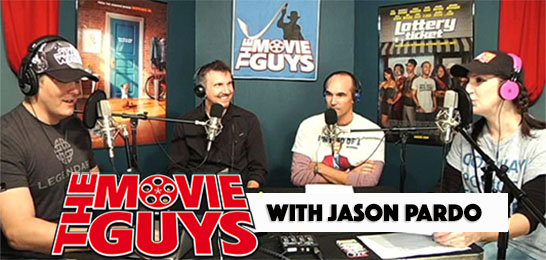 THE MOVIE SHOWCAST WITH JASON PARDO - featured