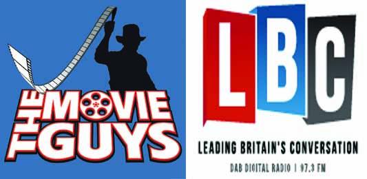 The Movie Guys on LBC