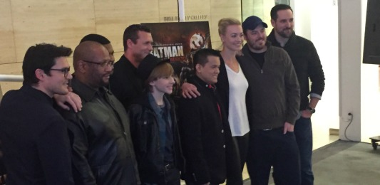 Batman Bad Blood cast