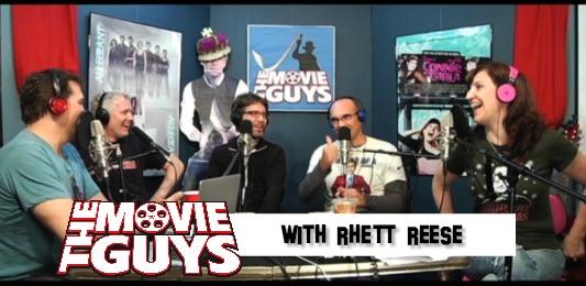 TMG wRhett Reese in studio - featured