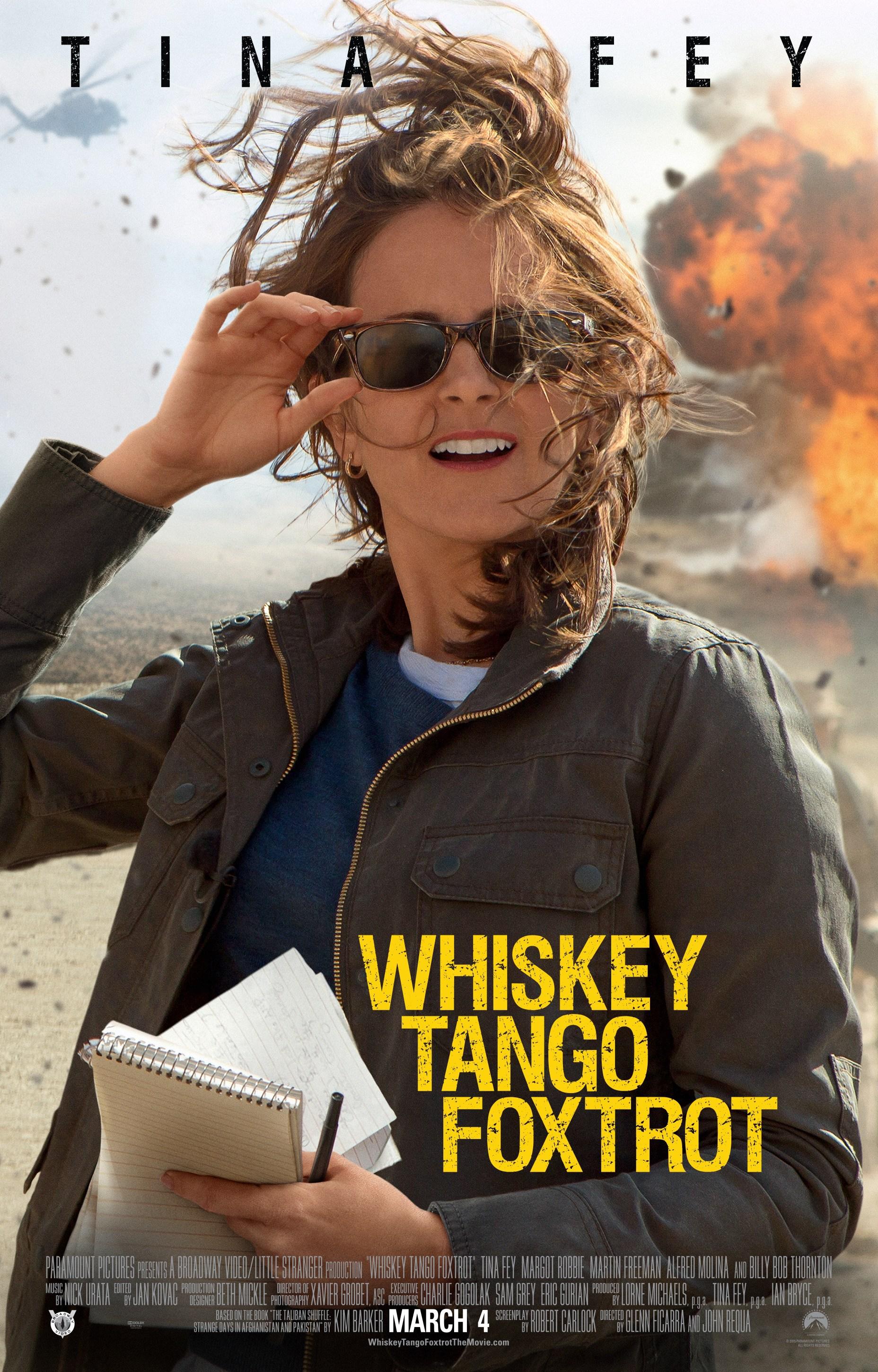 Whiskey Tango Foxtrot Kinox