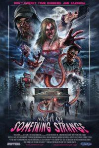 Night of Something Strange movie poster