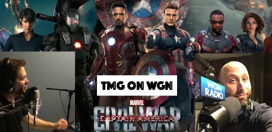 TMG on WGN - Civil War