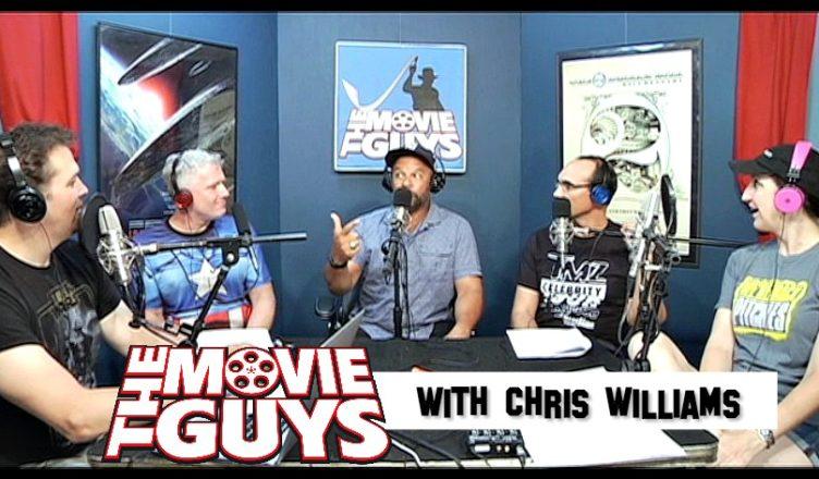 The Movie Showcast with Chris Williams