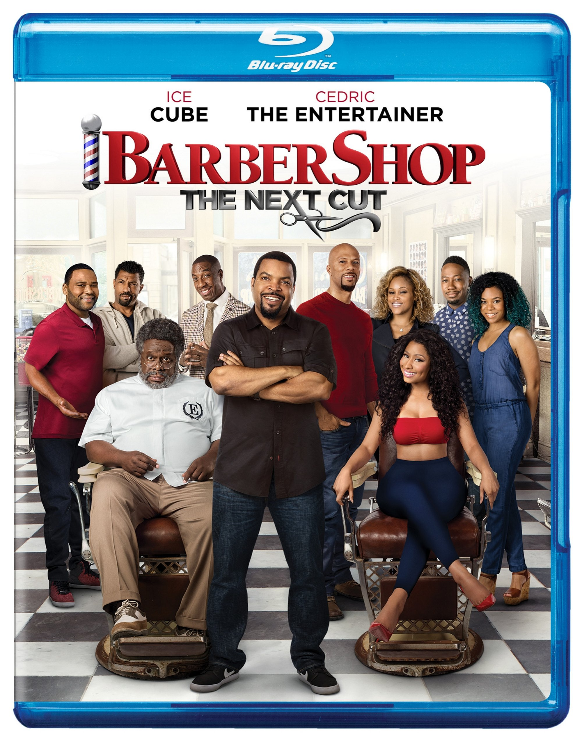 Barbershop- The Next Cut 2D Box Art