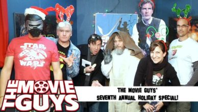 The Movie Guys Seventh Annual Holiday Special!